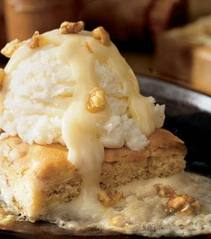 """It's """"Blonde Brownie"""" day. Grab a cup of coffee, your favorite book, and enjoy one!"""